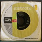 JOHNNY RIVERS~The Tracks of My Tears / Rewind ~ IMPERIAL 66244 1967, 45