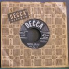 REX ALLEN~Ragtime Melody~ Decca 9-27876 45