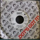 ROY CLARK~Riders in the Sky / Roy's Guitar Boogie~ Dot DOA-17458 1973, PROMO 45