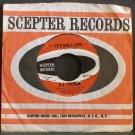 B.J. THOMAS~It's Only Love~ Scepter SCE 12244 1969, 45