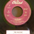THE DOOBIE BROTHERS~The Doctor~ Capitol B-44376 1989, 45