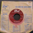 THE HILLTOPPERS~Love Walked In / To Be Alone~ Dot 45-15105 1953, 45