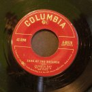 JOHNNIE RAY~Song of the Dreamer~ Columbia 4-40528 45