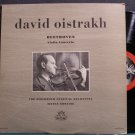 DAVID OISTRAKH~Beethoven: Concerto in D Major, Op. 61~Angel ANG. 35162 LP