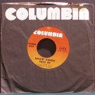 DAVID ESSEX~Rock on / On and on~ Columbia 4-45940 1973, 45