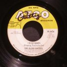 GLORY RHODES~I'm So Happy / Can We Go to the City~ ATCO 45-6626 45