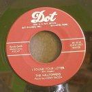 HILLTOPPERS~I Found Your Letter~ Dot 45-15132 1954, 45