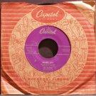 LES BAXTER~Melodia Loca / Foreign Intrigue~ Capitol F3478 45