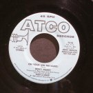 ROXY MUSIC~Oh Yeah (On the Radio)~ ATCO 7310 1980, PROMO 45