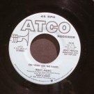 ROXY MUSIC~Oh Yeah (On the Radio)~ ATCO 7310 1980, PROMO 45