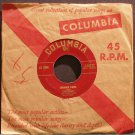 TONY BENNETT~Cinnamon Sinner / Take Me Back Again~ Columbia 4-40272 1954, 45