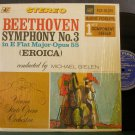 MICHAEL GIELEN~Beethoven: Symphony No. 3, E Flat Major, Op. 55~Audio Fidelity FCS 50,019 LP