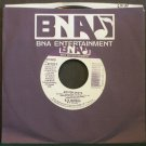 B.B. WATSON~Eye for an Eye / Hank Drank~ Bna Entertainment 62133-7 1991, 45