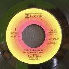 B.J. THOMAS~Help Me Make it (To My Rockin' Chair)~ ABC ABP-12121 1975, 45