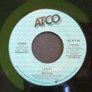 IDLE EYES~Sandra~ ATCO 7-99506 1986, PROMO 45