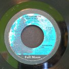 JACK MACK & HEART ATTACK~Wonderful Girl~ Full Moon 7-29861 1982, PROMO 45