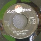 SURVIVOR~Eye of the Tiger~ Scotti Bros. ZS5 02912 1982, 45