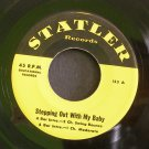 UNKNOWN~Stepping Out with My Baby / Stariway to the Stars~ Statler 123 45