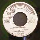 5TH DIMENSION~Medley: A Change is Gonna Come & People Gotta Be Free~ Bell B 860 1970, 45