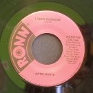 ARTIE WHITE~I Need Someone / Warm Room~ Ronn RONN-103 1985, 45