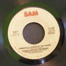 DANIEL JACKSON EXPLOSION~Cinderella (Queen of the Dance) Hymn for Africa~ Sam 77-5007 1977, 45