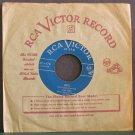 DINAH SHORE~Until / Take Me Home~ RCA Victor 47-4478 45 VG+
