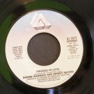 DIONNE WARWICK & JOHNNY MATHIS~Friends in Love / What is This~ Arista AS 0673 1982, 45