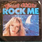 GREAT WHITE~Rock Me / Fast Road~ Capitol B-44042 1987, 45