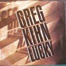 GREG KIHN~Lucky / Sad Situation~ EMI America B-8255 1985, 45