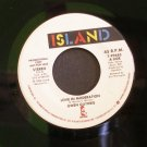 GWEN GUTHRIE~Love in Moderation~ Island 7-99685 1983, PROMO 45