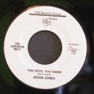 JESUS JONES~The Devil You Know / Zeroes and Ones~ SBK S7-56970 1993, 45