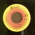 LEFTY FRIZZELL~Lucky Arms / If She Just Helps Me Get Over You~ ABC ABC-12023 1973, 45