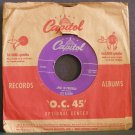 LES BAXTER~April in Portugal / Suddenly~ Capitol F2374 1953, 45