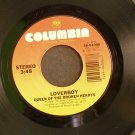 LOVERBOY~Queen of the Broken Hearts~ Columbia 38-04096 1983, 45