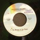 MAMAS & PAPAS~California Dreamin' / Twelve Thirty~ MCA D-1426 1980, 45