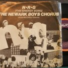 NEWARK BOYS CHORUS~N-R-G (The Energy Song)~ Avco AV-4631 1974, 45 NM