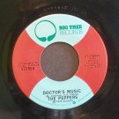 PEPPERS~Doctor's Music / Velvet Moon~ Big Tree BT-16041 1975, 45