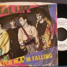REAL LIFE~Catch Me I'm Falling~ Curb MCA-52362 1983, PROMO 45 NM