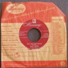 RUSTY DRAPER~Held for Questioning / Forty-Two~ Mercury 70818X45 1956, 45