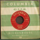 SAMMY KAYE~Wheel of Fortune / Goodbye Sweetheart~ Columbia 4-39667 1952, 45