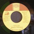 SMOKEY ROBINSON~Even Tho' / Blame it on Love~ Tamla 1684 TF 1983, 45