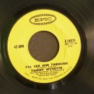TAMMY WYNETTE~I'll See Him Through / Enough of a Woman~ EPIC 5-10571 1969, 45