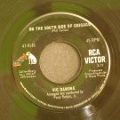 VIC DAMONE~On the South Side of Chicago / A Quiet Tear~ RCA Victor 47-9145 45