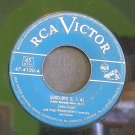 EDDIE FISHER~Good-Bye G. I. AL / Get Your Paper~ RCA Victor 47-4100 1951, 45
