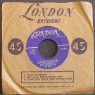 FRANK CHACKSFIELD~A Paris Valentine / On the Beach~ London 45-1901 1959, 45