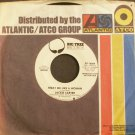 JACKIE CARTER~Treat Me Like a Woman~ Big Tree BT-16064 1976, PROMO 45 NM