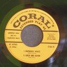LAWRENCE WELK~Emperor's Waltz~ Coral EC 81110 1955, 45 EP