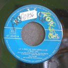 DON CORNELL~Let a Smile Be Your Umbrella on a Rainy Day / Wedding~ RCA Victor 47-4042 195?, 45