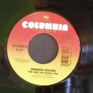 SHAWN COLVIN~You and the Mona Lisa / Riccochet in Time (Live)~ Columbia 38-78705 1997, 45