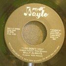 BILLY ALWAYS~I Do Don't You~ Waylo WAYLO 3005 45